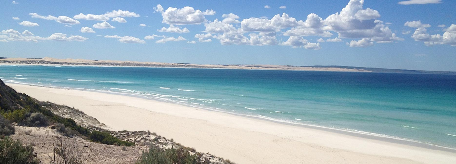 EP Bus Charters Eyre Peninsula Bus Charter Hire Tours Beach