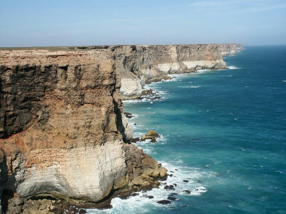 Bunda Cliffs Head of Bight