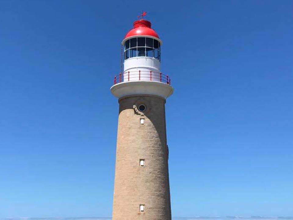 Cape Du Coedic Lighthouse - Kangaroo Island