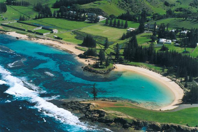 Norfolk Island EP Bus Charters