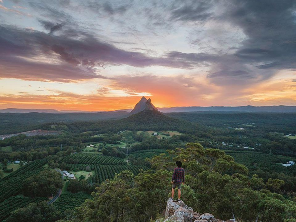 Glasshouse Mountains Queensland