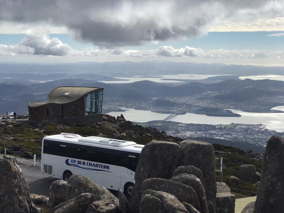 Mount Wellington Lookout