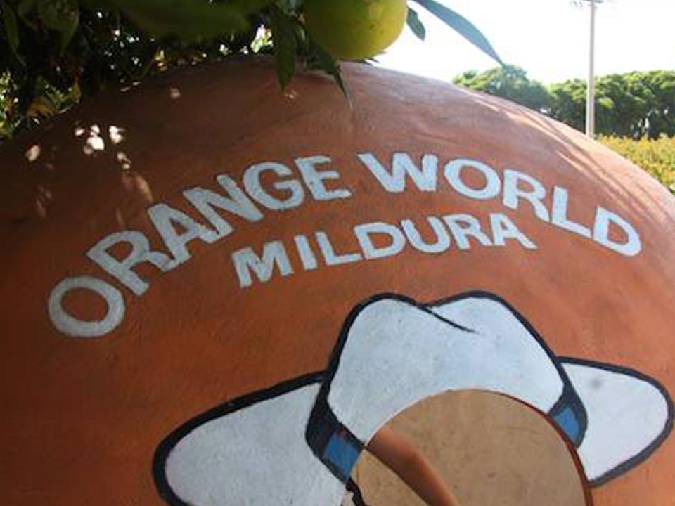 Orange World Mildura
