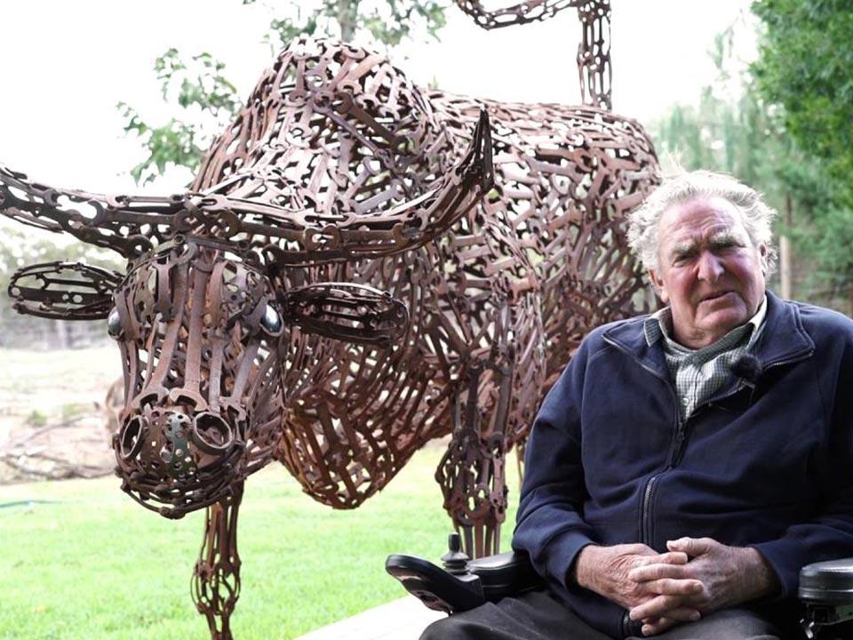 Spannerman Sculptures