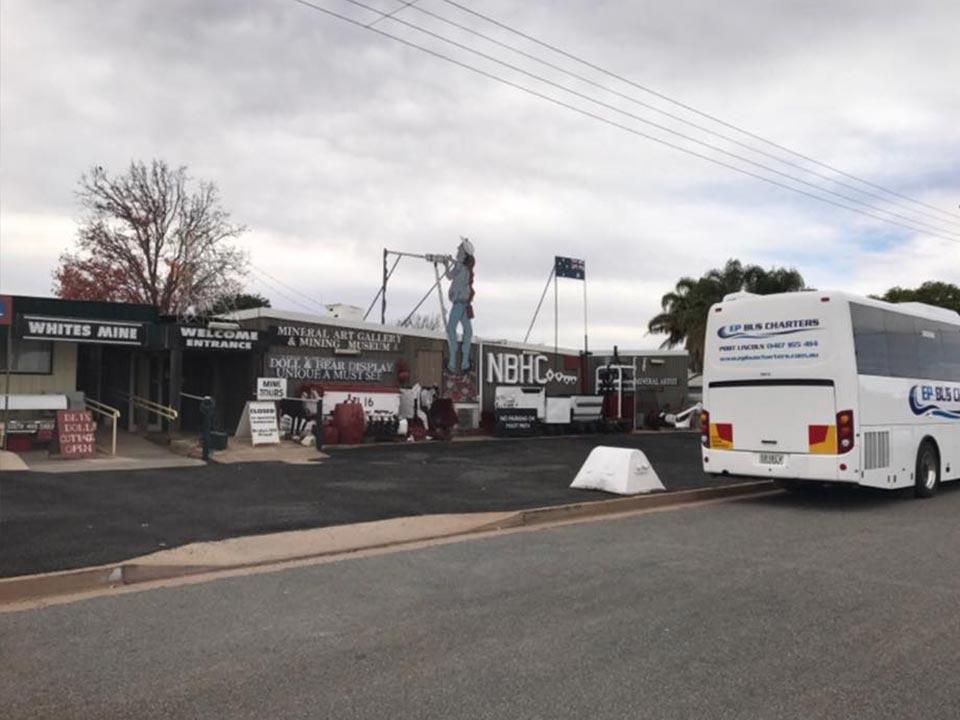 Whiteys Tour Broken Hill